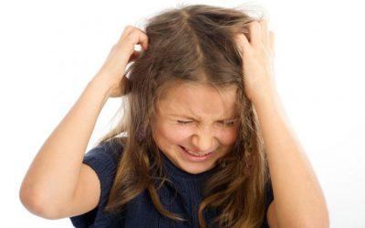 Vaške kod deteta i u detetovoj kosi
